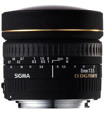 Sigma SLR Kamera-Objektive mit manuellem Fokus