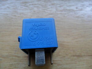 BMW TYCO 12V 4 PIN RELAY 61366915327