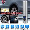 6000mAh Digital Tyre Inflator Cordless Handheld 6 LED Air Compressor Automatic