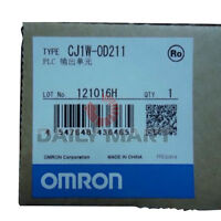New OMRON Automation CJ1W-OD211 Output Unit Programmable Logic Controller Module