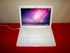"2009 Apple MacBook 5,2 13.3"" Laptop 2.0GHz 2GB RAM 120GB HD - MB881LL/A - A1181"