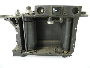 LEICA IIIC SHUTTER CRATE WITH RANGEFINDER -Genuine OEM Parts