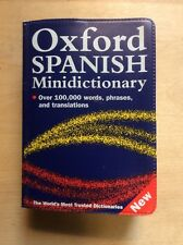 Oxford Spanish Minidictionary (2002, Book, Other, Revised)