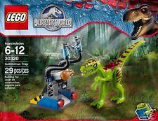 LEGO Jurassic World 30320: Gallimimus Trap