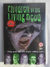 CHILDREN OF THE LIVING DEAD  [Region 2 DVD]