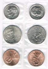 2011 P&D PENNY - NICKLE - DIME COLLECTION UNCIRCULATED FROM BANK ROLLS