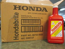 Pro Honda Hondabrite Total Cycle Cleaner and Degreaser 1 Case 32oz Bottles L@@K