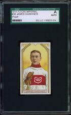 1911-12 C55 Imperial Tobacco #36 James Gardiner (Gardner) RC PROOF SGC Authentic