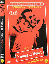 Young at Heart (aka) Four Daughters - Frank Sinatra Doris Day (NEW) Classic DVD