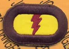 75th Inf Airborne Ranger LRP LRRP para oval patch #3