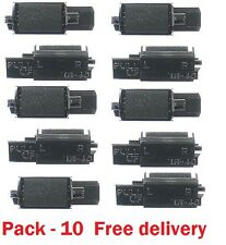 10 INK CARTRIDGES - IR40 for Sharp XE-A107-BK  Cash register - Free Delivery