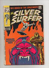 Silver Surfer #6 - Watcher Story - (Grade 5.0) 1969