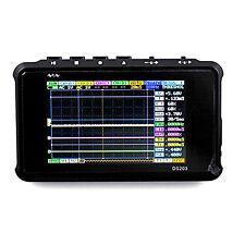 US SHIP  Digital Oscilloscope DS203 DSO203 Nano Pocket-size Free Shipping