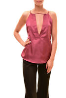Finders Keepers Women's Sleeveless Khalo Cami Merlot Size S RRP $110 BCF81