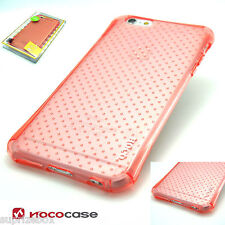 HOCO ARMOUR AIR CUSHION SHOCKPROOF GEL CASE APPLE IPHONE 6 PLUS & 6S PLUS RED