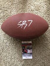 Spencer Rattler Signed Autographed Nfl Football Oklahoma Sooners Jsa Coa