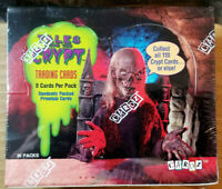 1993 CARDZ INC. TALES FROM THE CRYPT *HBO* SEALED 36 PACK BOX *SEALED* TV SERIES