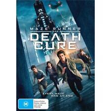 Maze Runner 3 - The Death Cure (DVD, 2018)