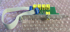 Conexant multiplexer video 4-Porte scheda interna Modulo CCTV Desolforazione DEI FUMI-vidmux - 01