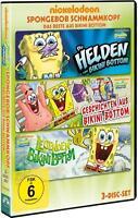 SpongeBob Schwammkopf - Das Beste aus Bikini Bottom [3 DVDs](NEU&OVP&Inkl.Vers)