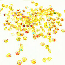 Crystal S Nail Art Decorations Na New 1000Pcs Orange Micro Rhinestones For Nails