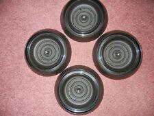 Blackout Bedbug Detectors Protect-A-Bed Black Plastic (8) Detectors