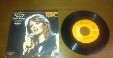SINGLE - BONNIE TYLER - IF I SING YOU A LOVE SONG - SPANISH
