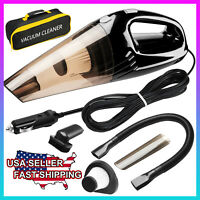 Car Vacuum Cleaner, Portable Handheld Car Vacuums with Strong Powerful Suction