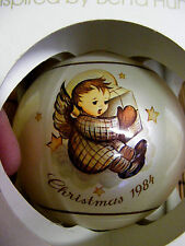 "VTG.1984 BERTA HUMMEL *SCHMID* Lmtd. Ed. CHRISTMAS ORNAMENT ""A Gift from Heaven"""