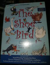 The Shoe Bird: A Musical Fable by Samuel Jones [Audio book CD] New and Sealed
