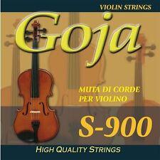 MUTA DI CORDE PER VIOLINO SET COMPLETO GOJA S-900 VIOLIN STRINGS