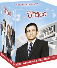 The Office Komplette Season 1+2+3+4+5+6+7+8+9 38er [DVD] NEU Steve Carell 1 - 9