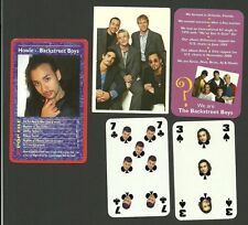The Backstreet Boys   Howie Dorough Fab Card Collection