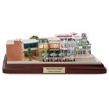 Disney Walt Disney World Main Street Cinema Miniature by Olszewski New with Box