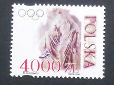 POLAND STAMPS MNH Fi3355 Sc3210 Mi3503 - Year of sport, 1994, clean