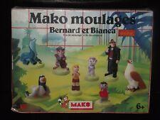 Mako Moulages - Disney - Bernard et Bianca - Neuf