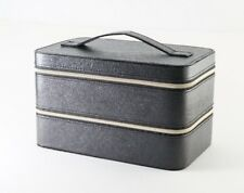 Lancome Travel Bag Box Organizer 2 Zip Compartment
