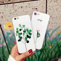 Ultra Thin Pattern Silicone Soft TPU Gel Case Cover For iPhone 8 7 6 6s Plus