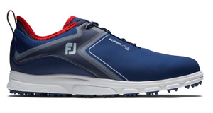 FootJoy SuperLites XP BLUE Mens Spikeless Golf Shoes Various Sizes