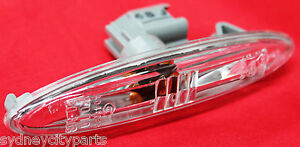 TOYOTA GUARD TURN SIGNAL LAMP CAMRY KLUGER LEXUS IS250 NEW GENUINE 8173030131