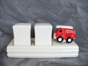 NEW, Unused, Nora Fleming RED FIRE ENGINE TRUCK Mini