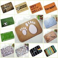 Door Mat Carpet Room Anti Slip Non-slip Kitchen Bathroom  Area Rug Floor Mat Rug