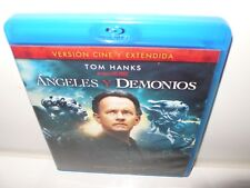 angeles y demonios - blu-ray - tom hanks