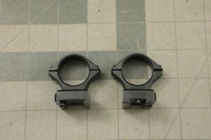 "Factory Sako L461 L579 S491 M591 Rifle Optilock Scope Mount Base & 1"" Rings Low"