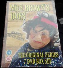 Mrs Brown's Boys - The Original Series 7-Disc Box Set DVD  BRAND NEW SEALED