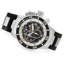 17927 Invicta 52mm Corduba Sea Base Edition Quartz Chronograph Bracelet Watch