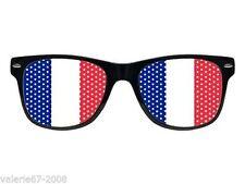 lunettes grille FRANCE-accessoire supporter