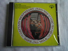 CAPTAIN BEEFHEART AND THE MAGIC BAND - SAFE AS MILK