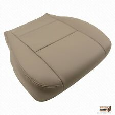 Passenger Bottom Seat Cover SYNTHETIC LEATHER Tan Fits 2001 2002 Toyota Sequoia