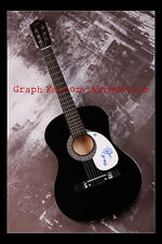 GFA Nashville TV Stars * LENNON & MAISY STELLA * Signed Acoustic Guitar MH2 COA